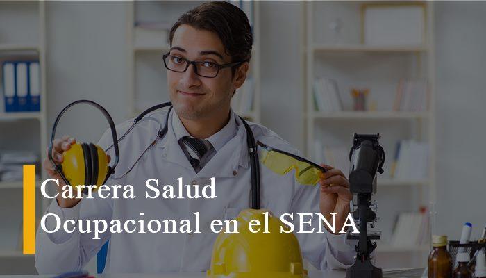 Carrera Salud Ocupacional en el SENA